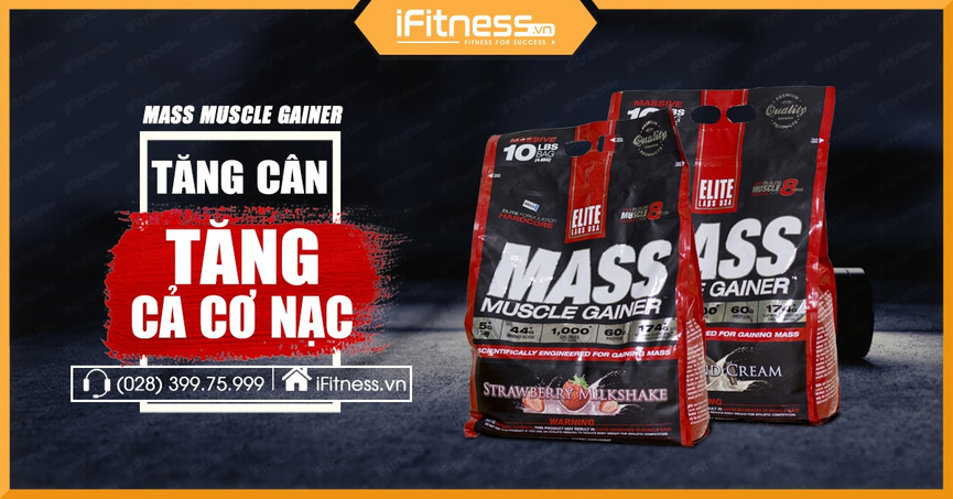 Mass Muscle Gainer 4.62kg