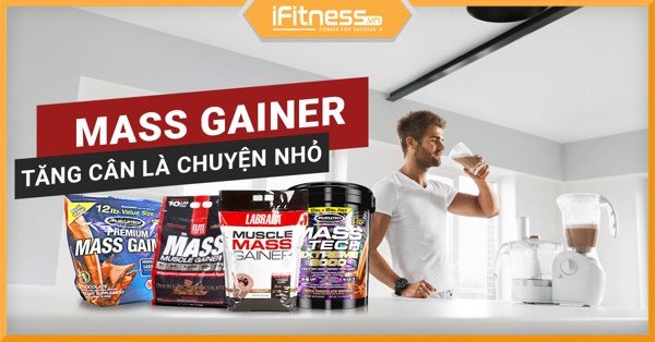 mass gainer la gi