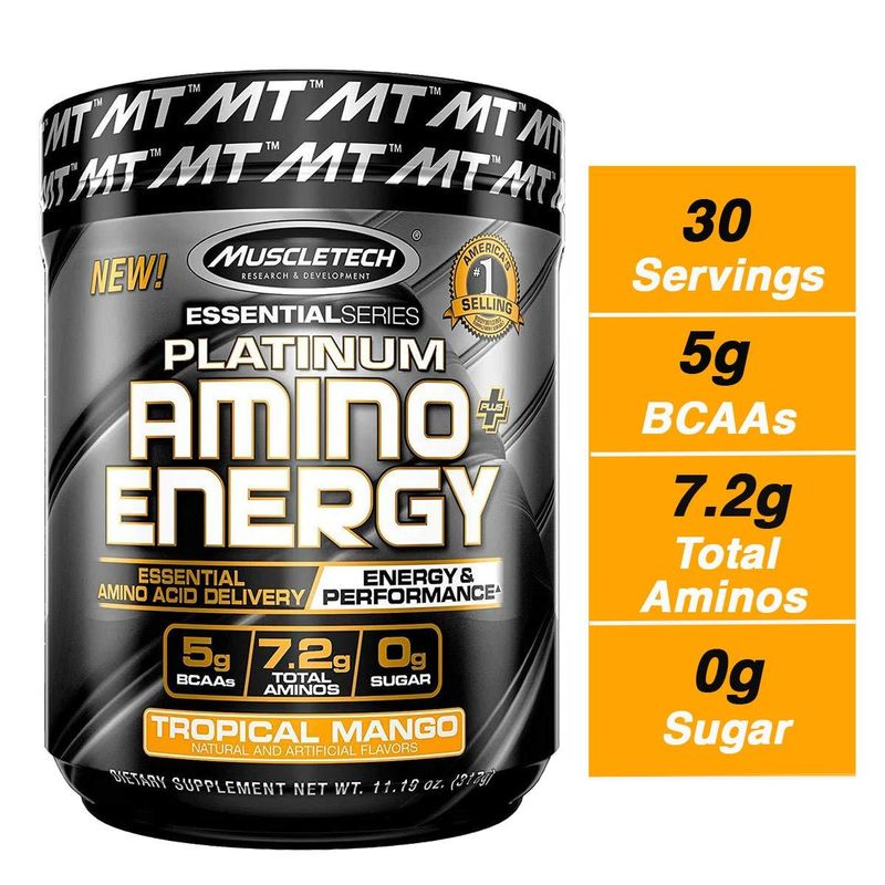 MuscleTech Platinum Amino Energy