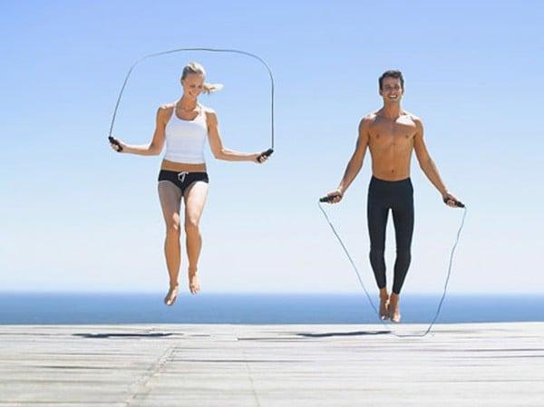 Nhảy dây có giảm cân không? Công dụng của nhảy dây với cơ thể