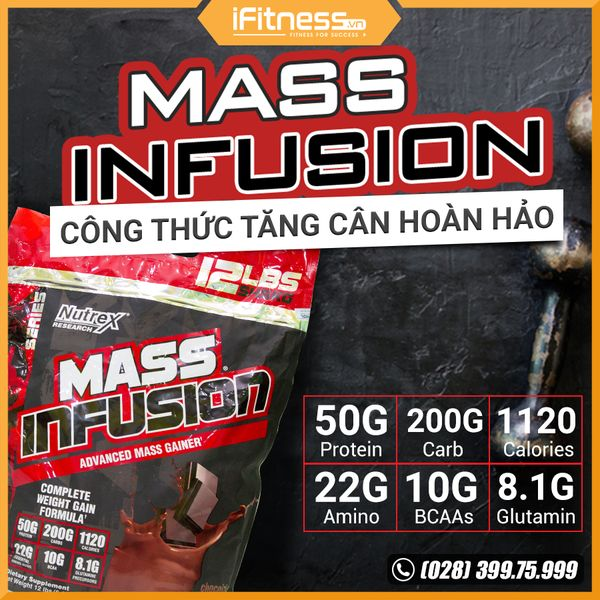 Nutrex Mass Infusion