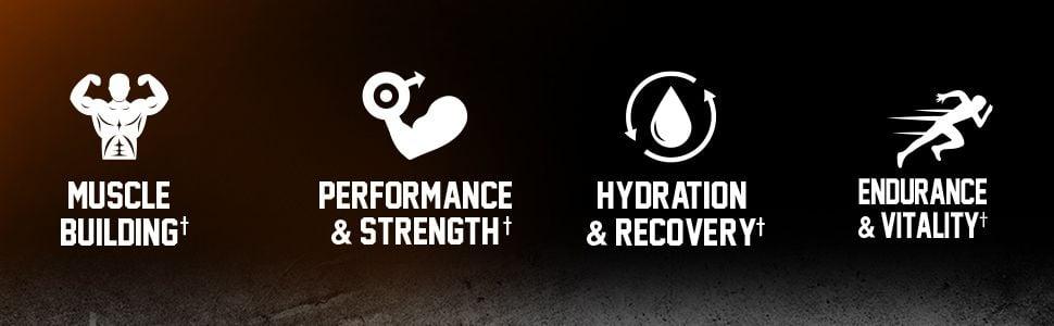 Nutrex EAA+ Hydration