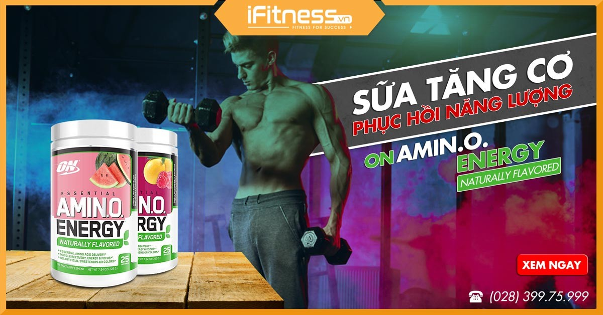 ON Amino Energy Naturally Flavored