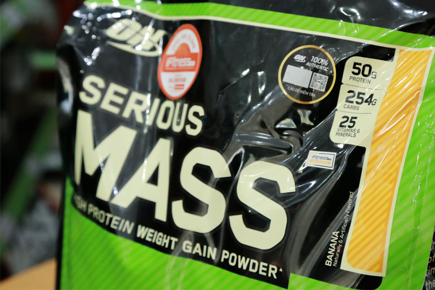 review serious mass on