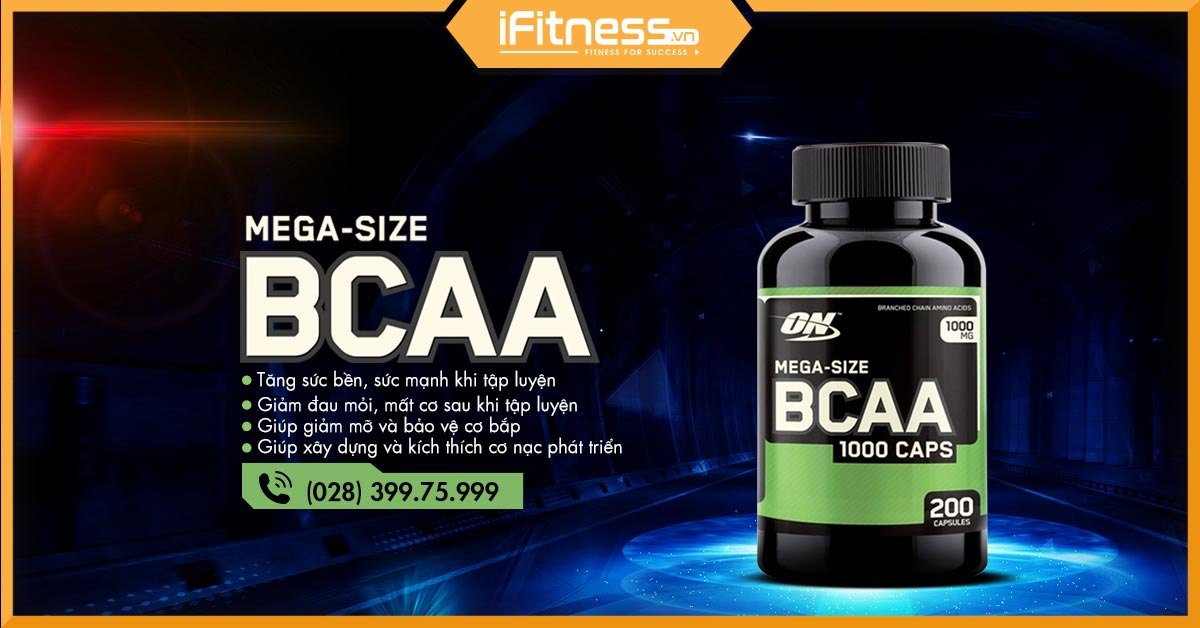 Optimum Nutrition BCAA fb