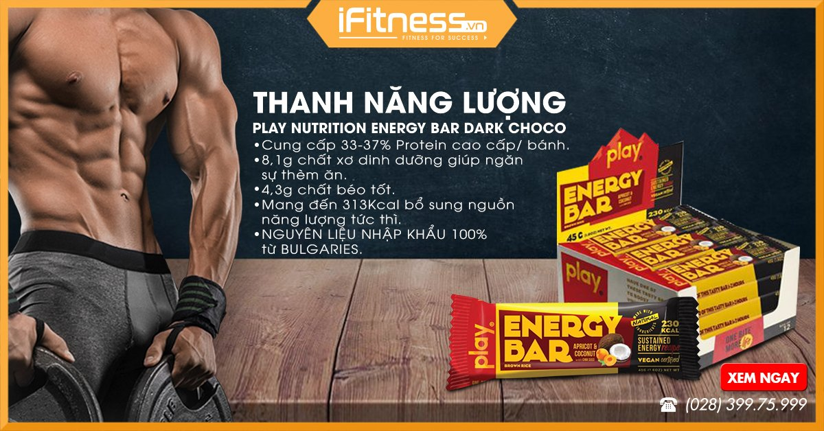 play nutrtition energy bar