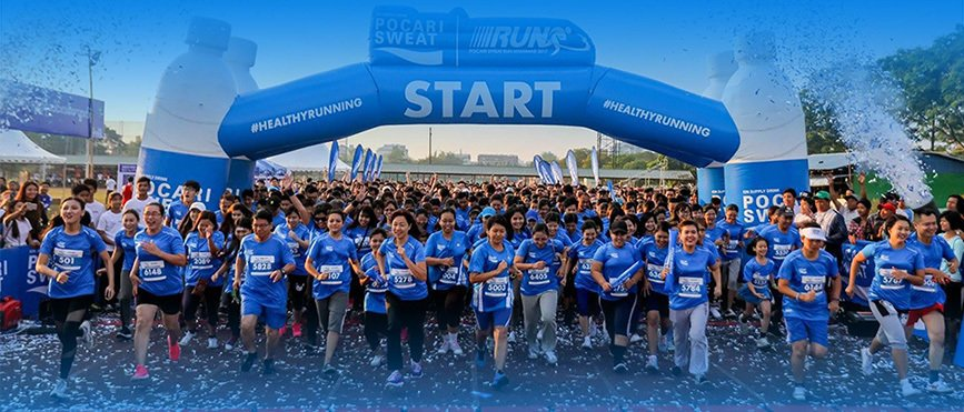 Pocari Sweat Run 2020