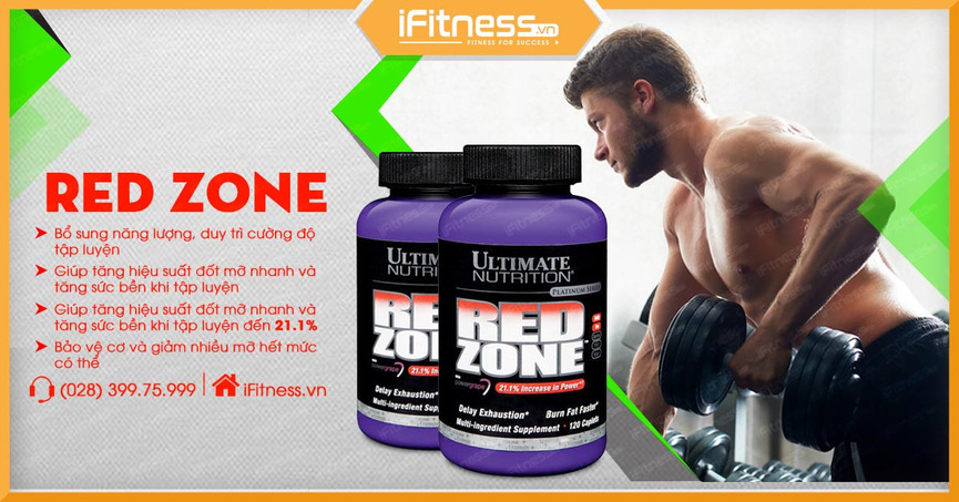 Ultimate Nutrition Redzone