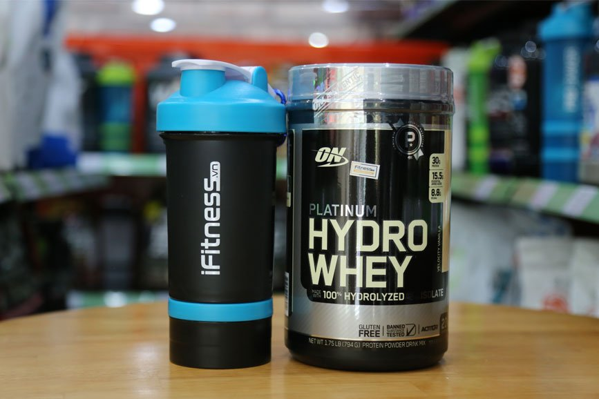 review platinum hydrowhey