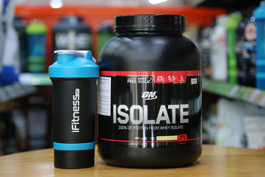 review on isolate whey