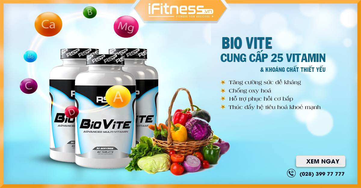 RSP BioVite Advanced Multi-Vitamin