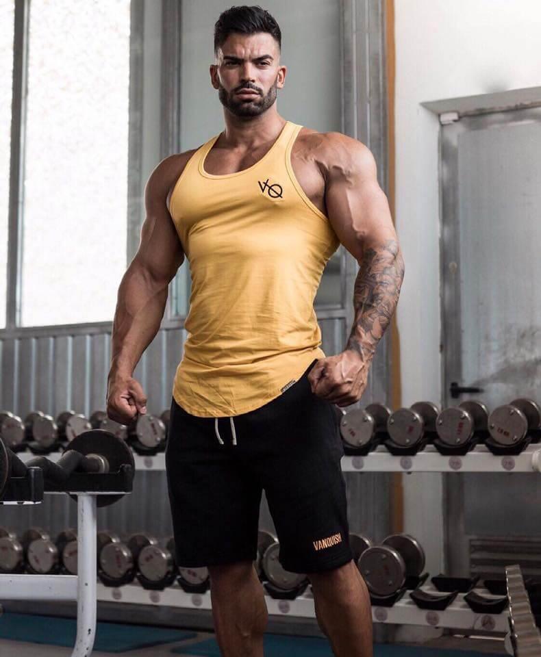 Sergi Constance tap gym