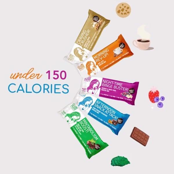 slim secrets protein bars 40g