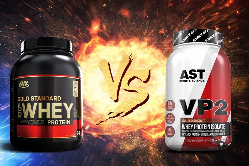 vp2 vs whey gold