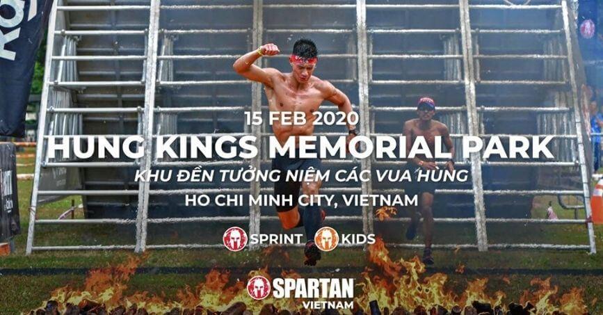Spartan Race Vietnam 2020