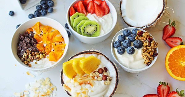 Sữa chua - Thực phẩm giảm cân tự nhiên