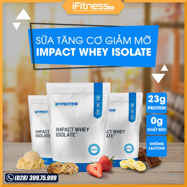 sua tang co impact whey isolate
