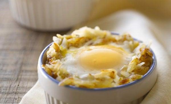 ăn trứng gà luộc để tăng cân | Món Miền Trung