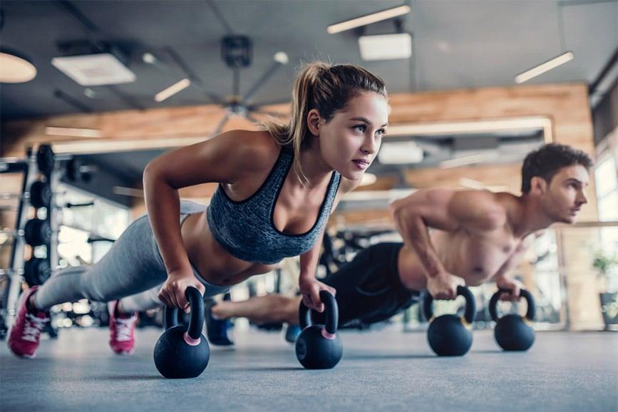 Lịch tập gym giảm cân cho nam và nữ trong 1 tuần chi tiết nhất