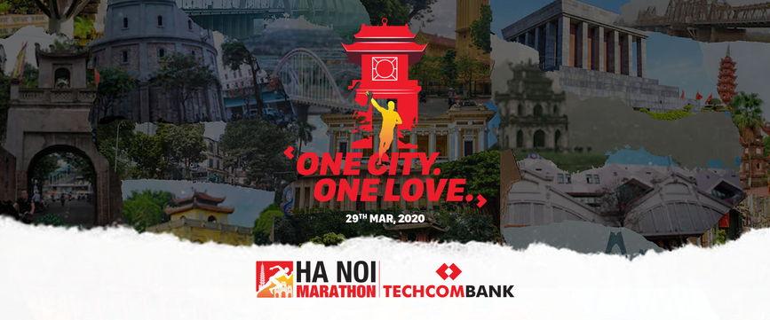 Techcombank Hanoi Marathon 2020