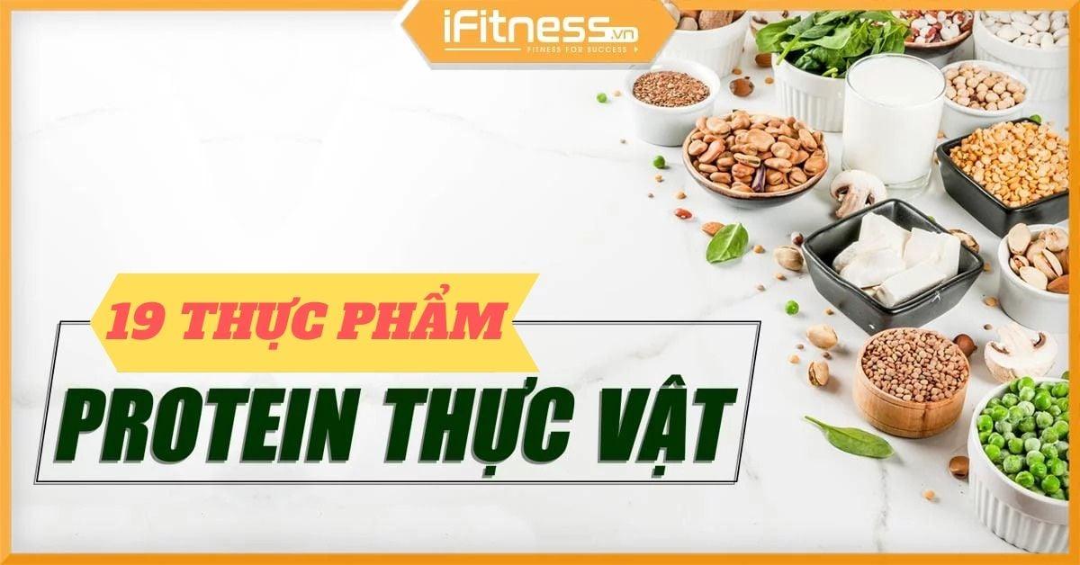 thuc pham giau protein thuc vat cho nguoi an chay