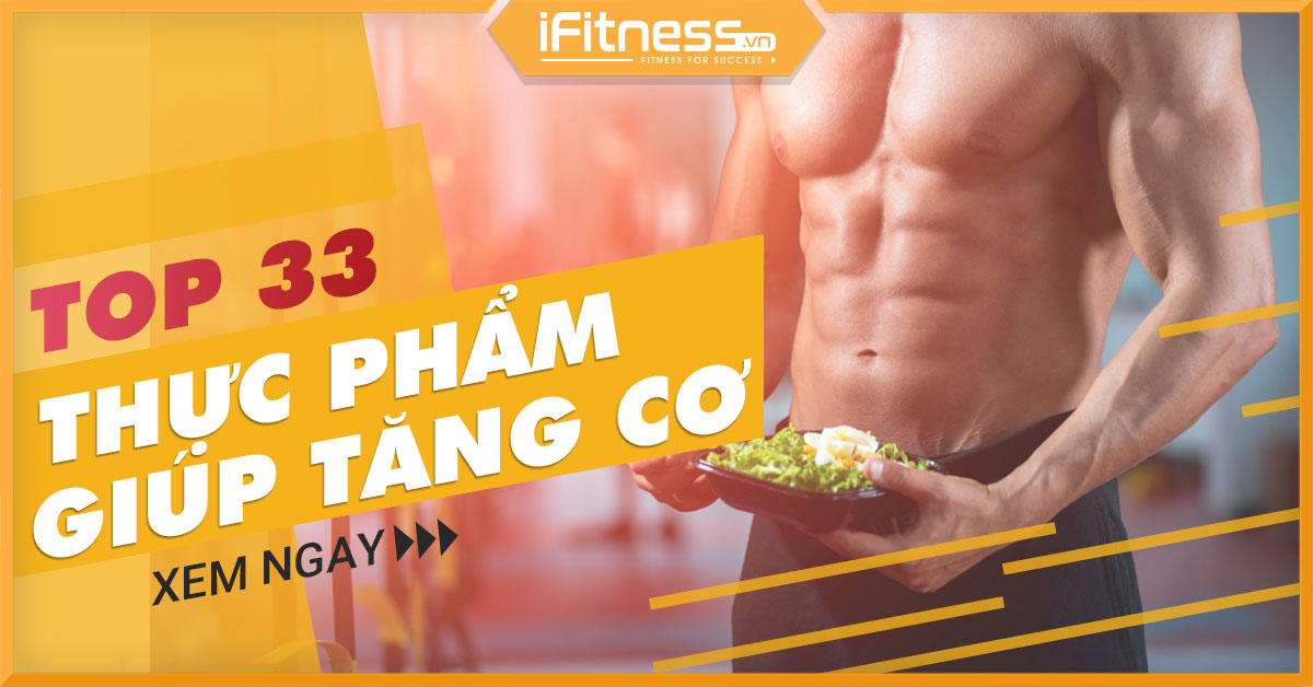 thuc pham tang co bap cho nguoi tap gym