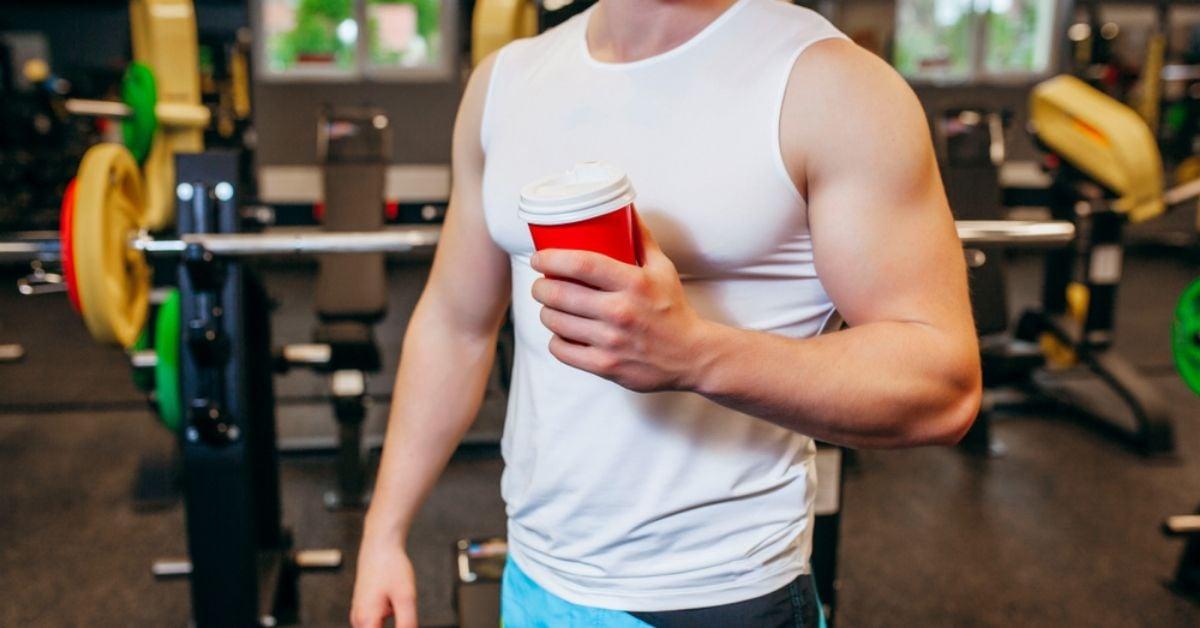 preworkout ca phe uong truoc khi di tap gym
