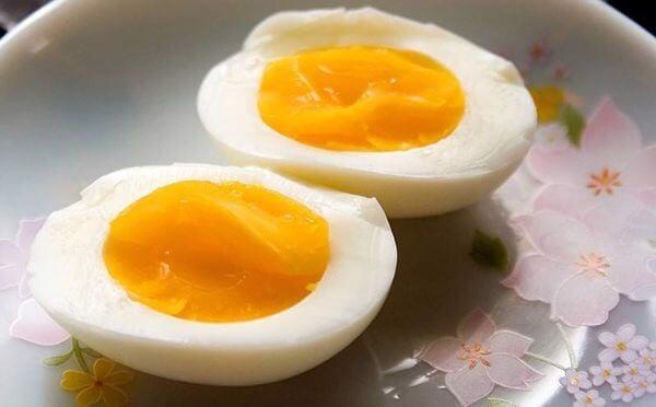 Trứng -  thực phẩm giảm cân tự nhiên