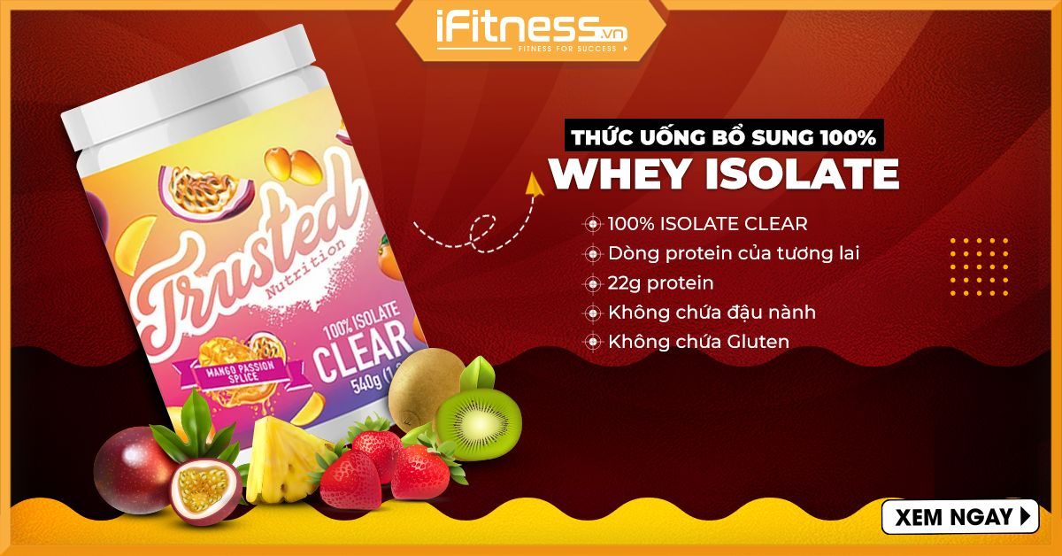 trusted nutrition clear whey