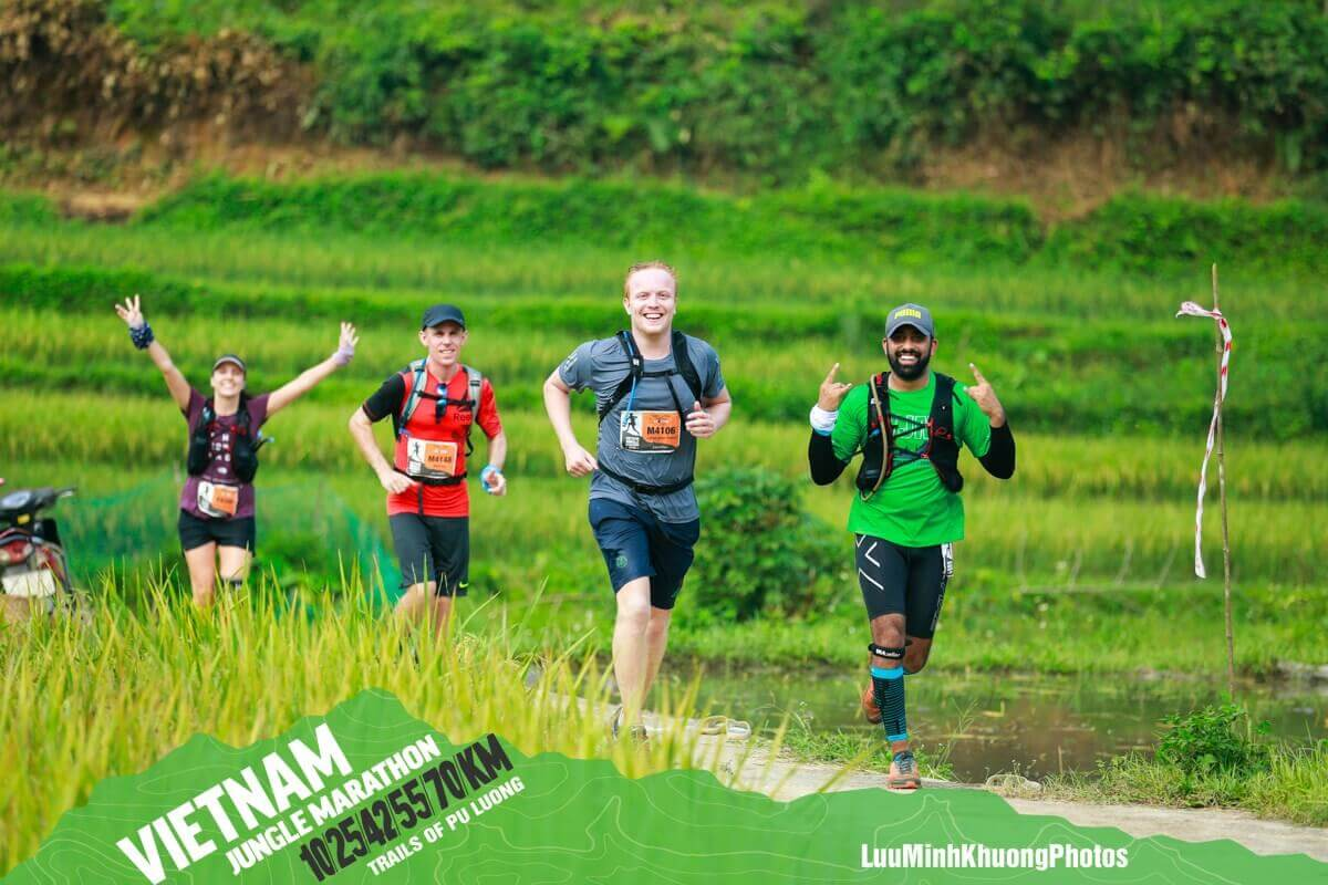 Vietnam Jungle Marathon 2020