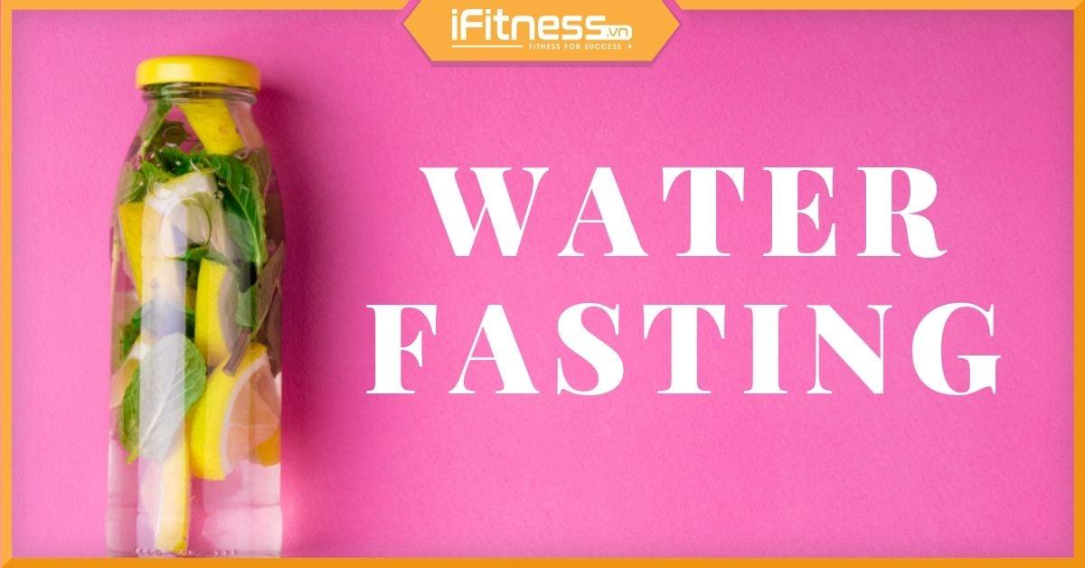 water fasting la gi