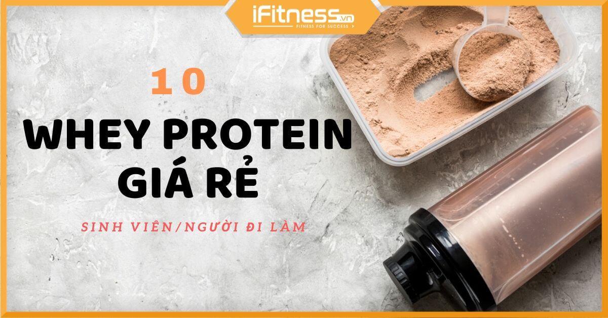 whey protein gia re cho sinh vien