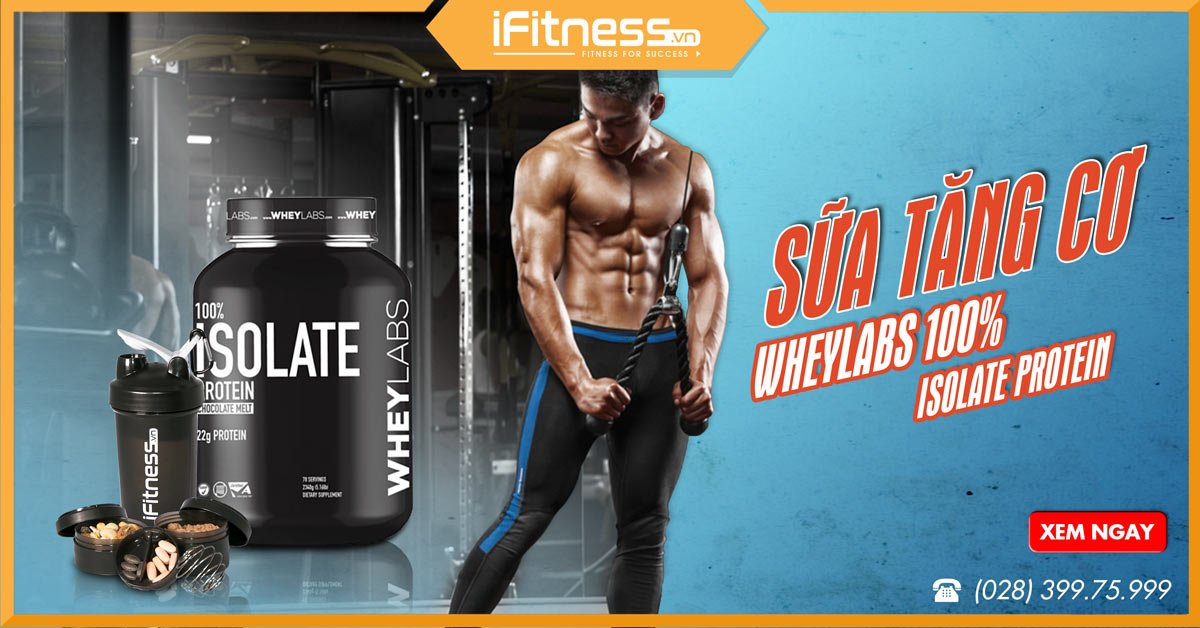 Wheylabs isolate fb cover