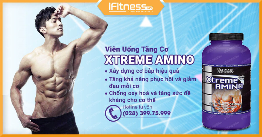 Ultimate Nutrition xtreame amino