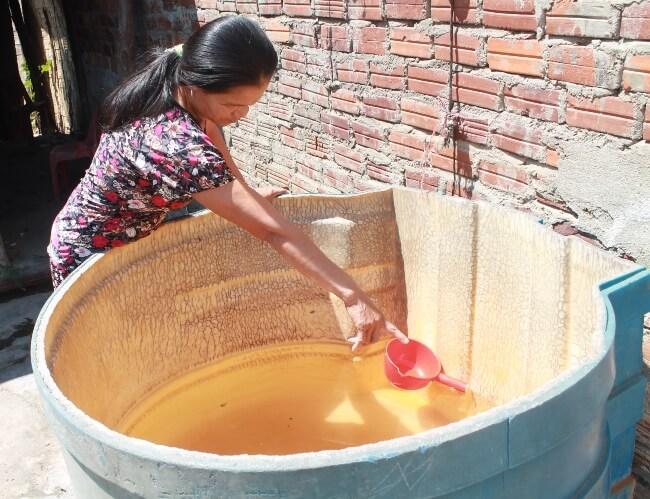 Nước nhiễm phèn ảnh hưởng đến sức khỏe ra sao?