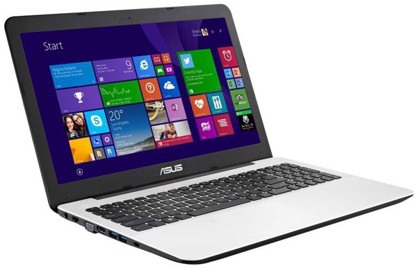 Asus F555L Core i3 Ram 4GB HDD 500GB