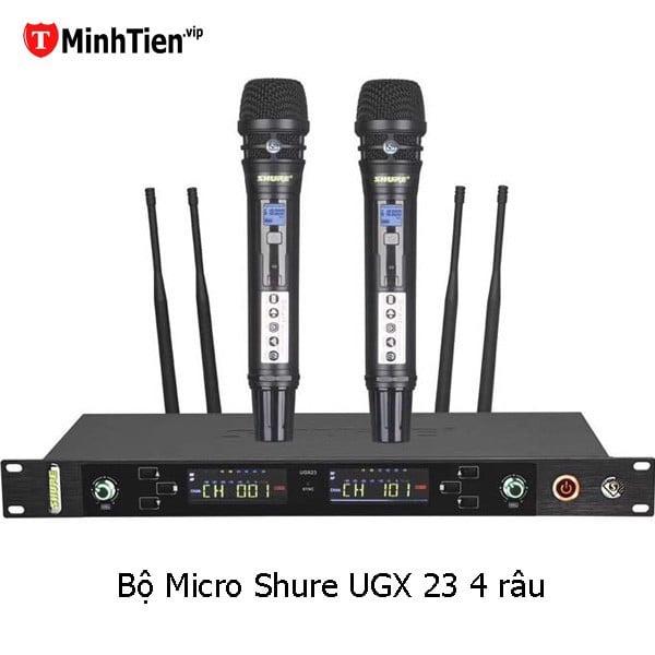 micro không dây shure 32