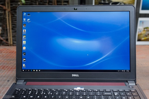 Dell Inspiron N7559 Core i5-6300HQ Ram 4GB SSD 1000GB