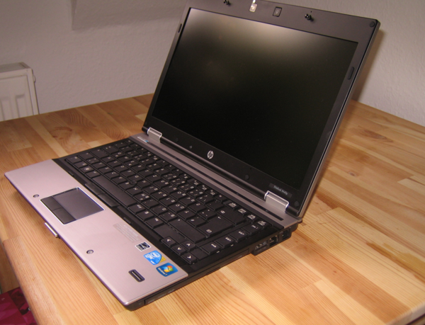 Laptop HP EliteBook 8440p i5