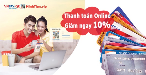 thanh toan online giam ngay 10%