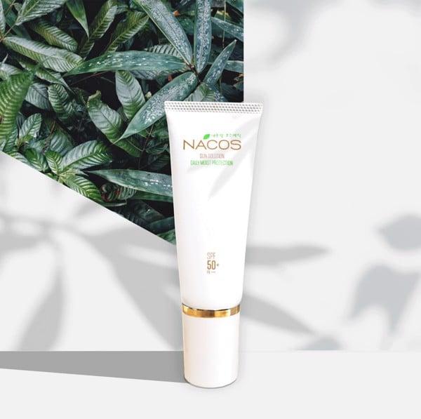 Kem chống nắng Nacos Sun Solution Cream - ảnh 1