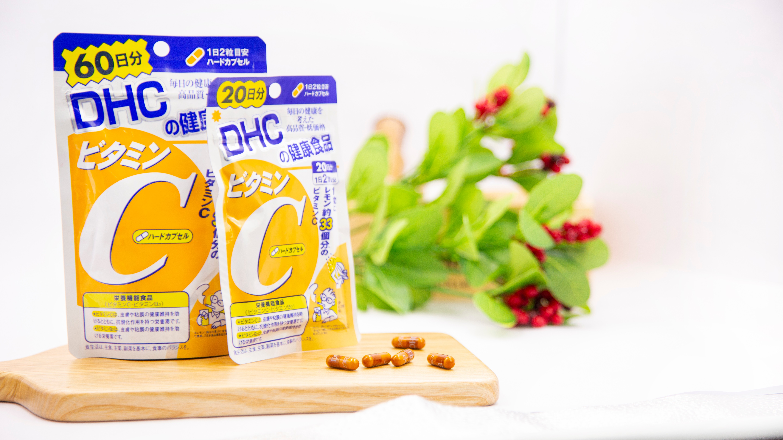Viên uống DHC Vitamin C DHC Việt Nam