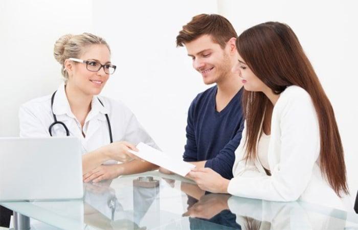 Các cặp vợ chồng nên đi khám sức khỏe sinh sản trước khi có ý định sinh con