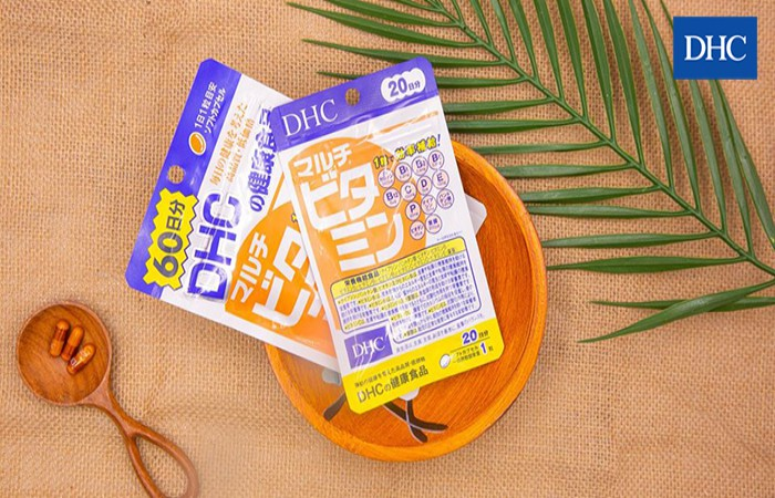 Viên uống vitamin tổng hợp DHC Multi Vitamin