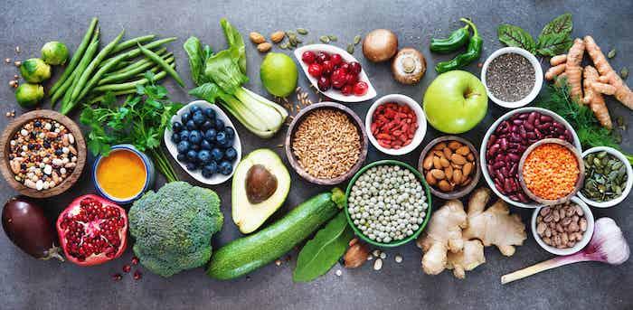 Bổ sung chế độ dinh dưỡng lành mạnh cho cơ thể