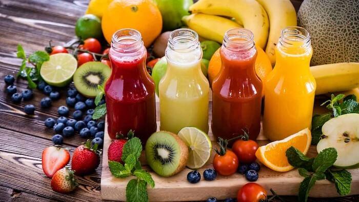 bổ sung thêm nhiều trái cây tươi mát cho cơ thể