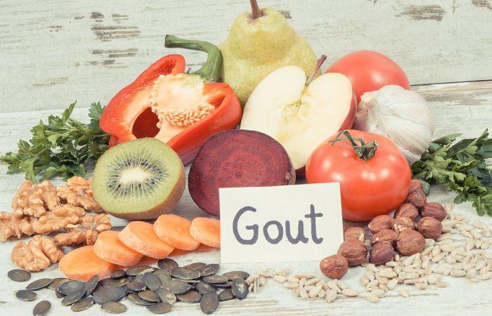 Thực phẩm thân thiện đối với bệnh gout