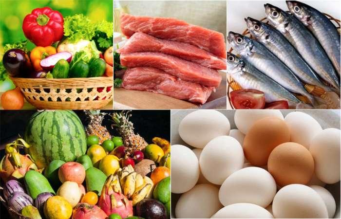 Thực phẩm có mối quan hệ rất quan trọng với người bệnh gout