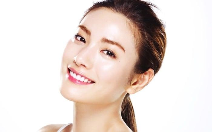 Collagen giúp nuôi dưỡng làn da căng bóng, khỏe mạnh