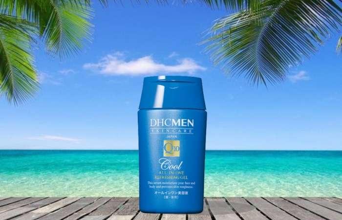 Gel dưỡng da nam đa năng DHC MEN All-In-One Refreshing Gel